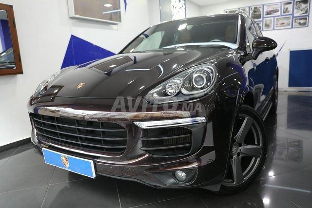Porsche Cayenne platinium edition - 1