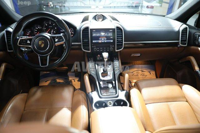Porsche Cayenne platinium edition - 8