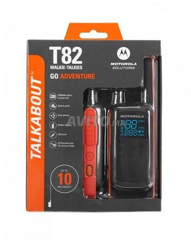Talkie walkie professionel 10Km Motorola - 1