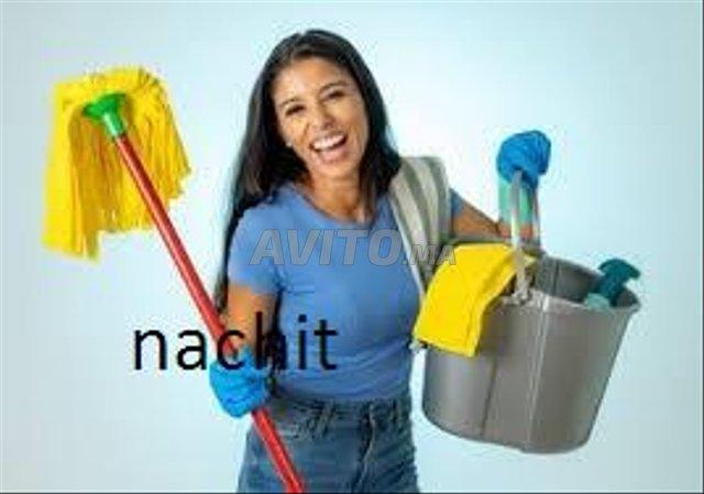 femme de ménage cuisine nounou - 1
