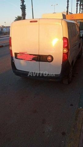 Voiture Fiat Doblo 2015 au Maroc  Diesel