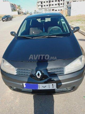Voiture Renault Megane 2003 au Maroc  Diesel  - 6 chevaux