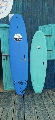Planche de Surf Softboard Waverick - 1