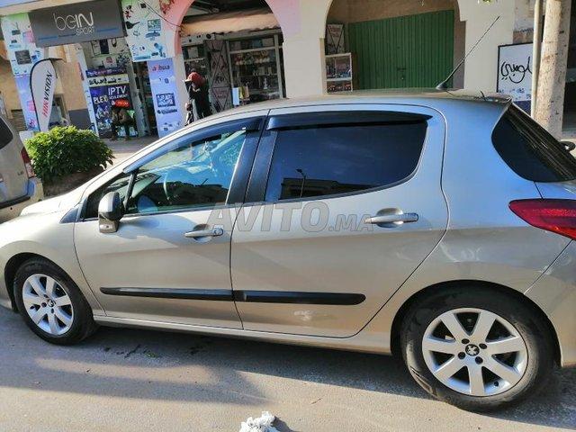 Voiture Peugeot 308 2012 au Maroc  Diesel  - 6 chevaux