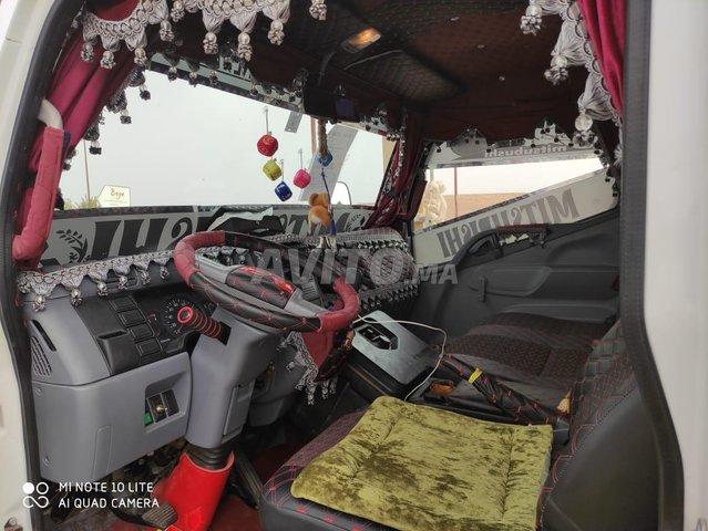 Voiture Mitsubishi Canter 2015 au Maroc  Diesel  - 13 chevaux