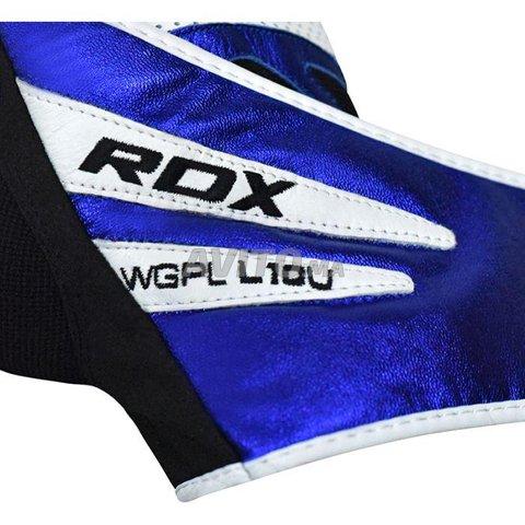 RDX L10 Bleu Gants de Musculation - 5