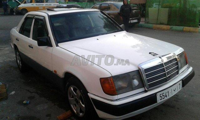 Voiture Mercedes benz R250 1987 au Maroc  Diesel  - 10 chevaux
