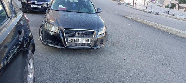 Voiture Audi A3 2009 au Maroc  Diesel
