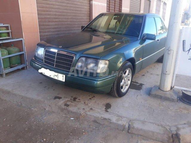 Voiture Mercedes benz R250 1994 au Maroc  Diesel  - 10 chevaux