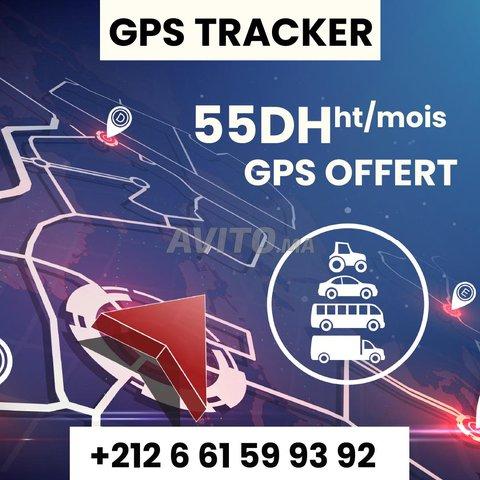 GPS تتبع اي مركبة اينما كانت  - 1