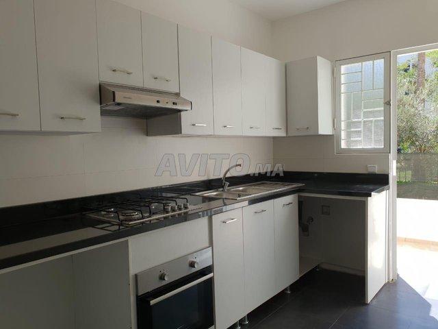 Appartement rez de jardin en Location à hay riad - 6