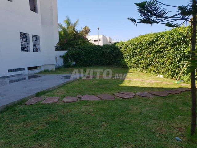Appartement rez de jardin en Location à hay riad - 1