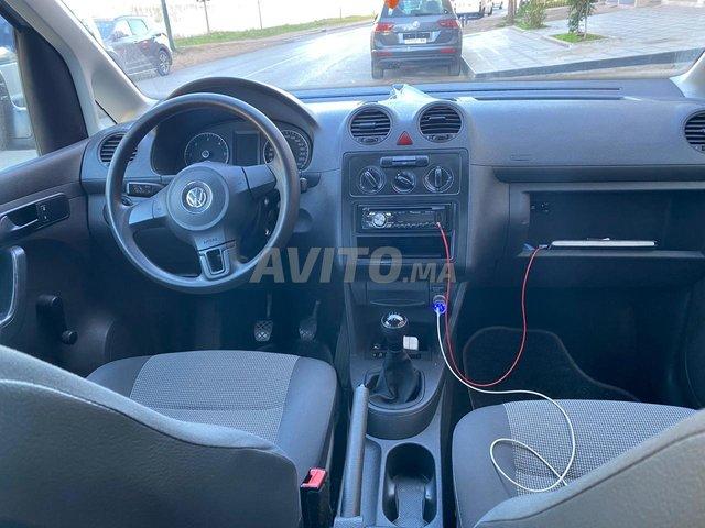 Voiture Volkswagen Caddy 2011 au Maroc  Diesel  - 6 chevaux