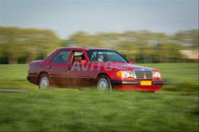 Voiture Mercedes benz R250 1988 au Maroc  Diesel  - 8 chevaux