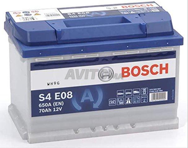 BOSCH-Batterie S4 70AH/600A - 1