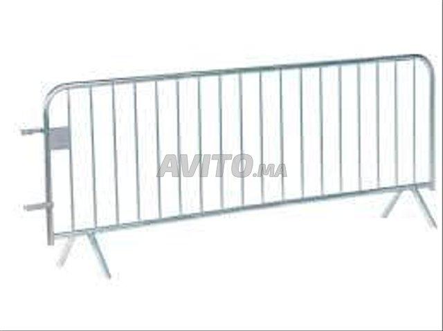 taounate  barre de protection police taza jbel  - 3