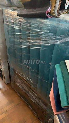 Ggg 200 lit de chambre tapesserie bug  - 5