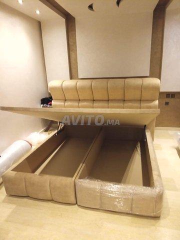 Crag 600 lit de chambre tapesserie bug - 1
