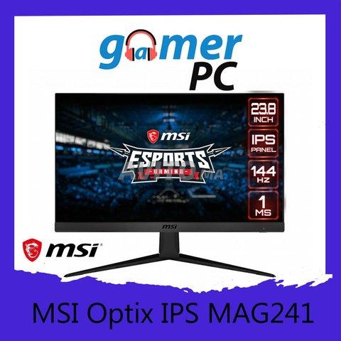 IPS Optix 241 MSI Optix Monitor Gamer - 1