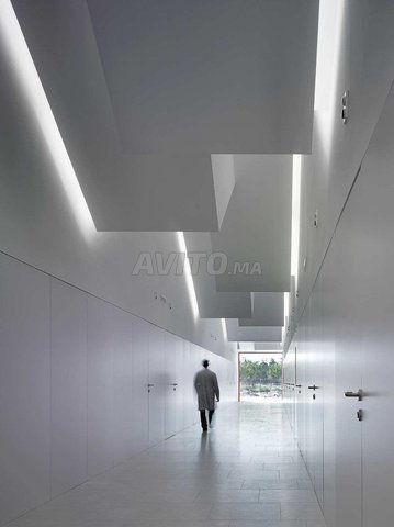 Profilé LED aluminium apparent PR024 - 5