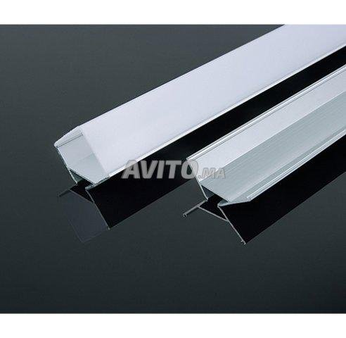 Profilé LED aluminium apparent PR0016 - 1