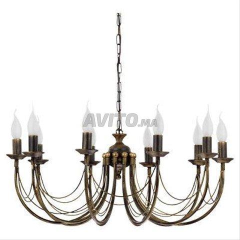 LED Candle (petite)  (filament et Nature Light) - 4