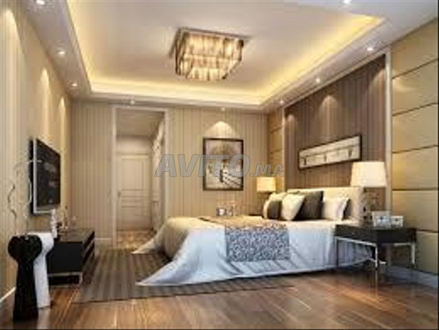 Cadre Spot plafond-Carré-Round-GU10 -Noir-Blanc - 7