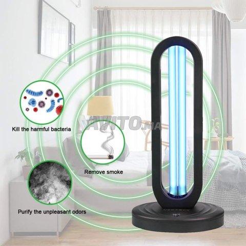 Désinfection Lumière Ozone Germicidal - 6