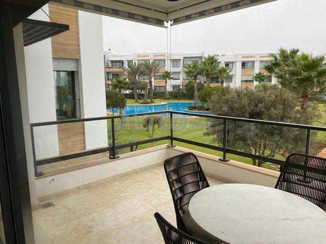 Bel appartement meublé sur la route d'azemour - 8