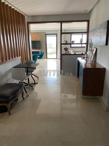 Bel appartement meublé sur la route d'azemour - 3
