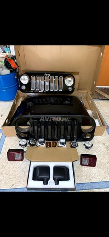 Accessoires jeep wrangler  - 1