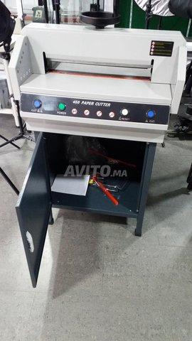 Massicot électrique A3 - 3