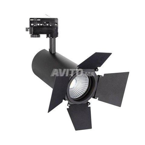 Éclairage sur rail de Loft (LED TRACK LIGHT ) 20W - 7