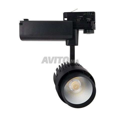 Éclairage sur rail de Loft (LED TRACK LIGHT ) 20W - 8