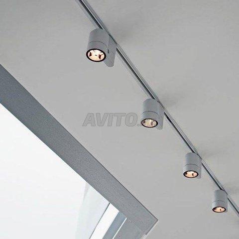 Éclairage sur rail de Loft (LED TRACK LIGHT ) 20W - 3