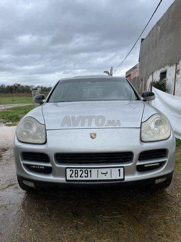 Porsche cayenne S - 8