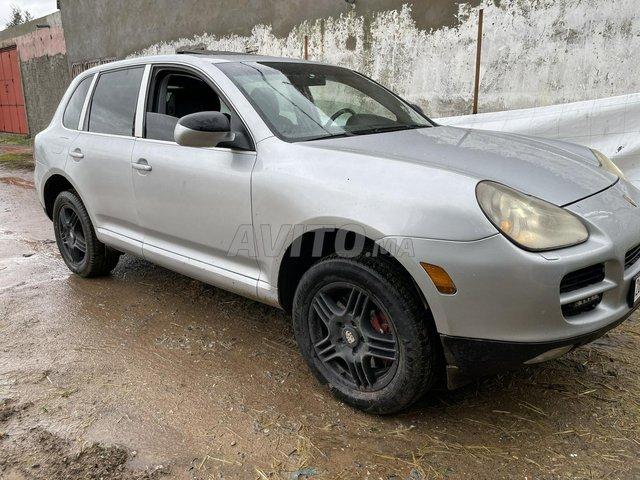 Porsche cayenne S - 1
