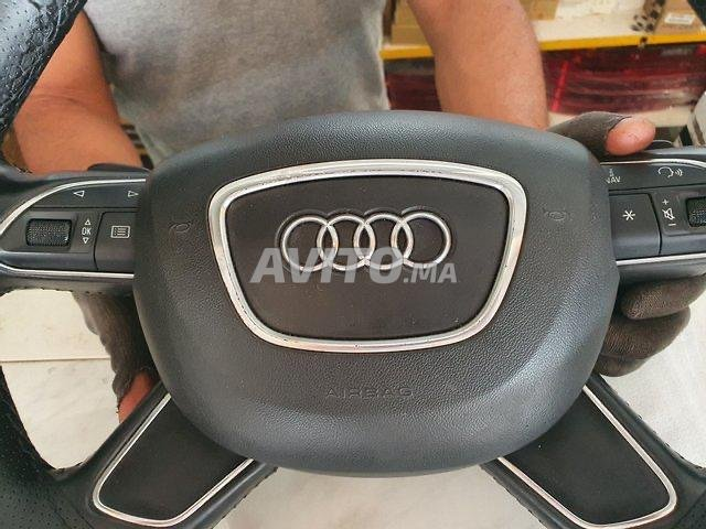 VOLANT AUDI A6 COMME NEUF AVEC AIRBAG - 2