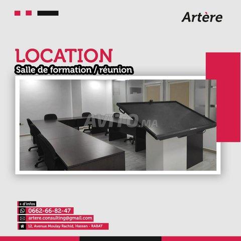 Location salles de formation / réunion - 1