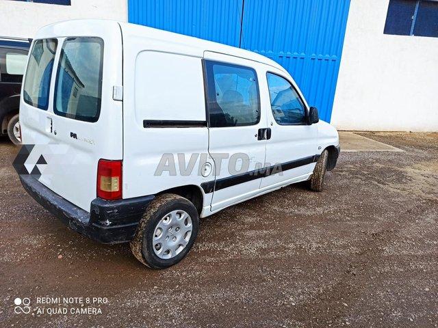 Peugeot Partner Diesel - 2