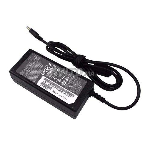 Chargeur PC Portable Dell /19.5V 3.34A 65W d'origi - 1