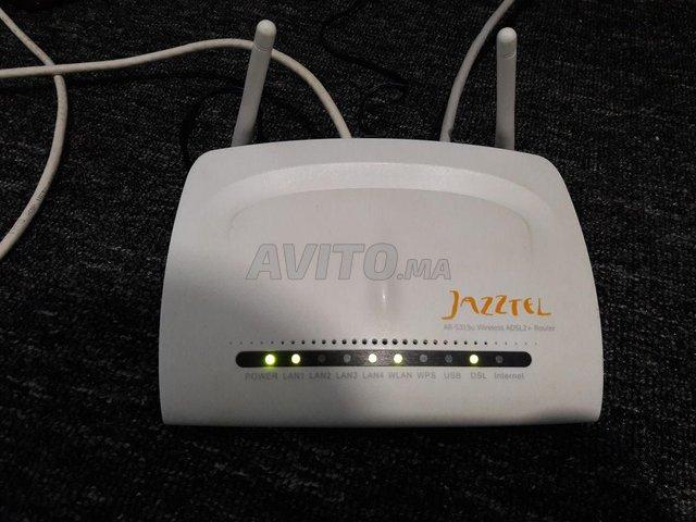 Routeur puissant -ADSL-Wifi JAZZTEL AR-5315 - 6