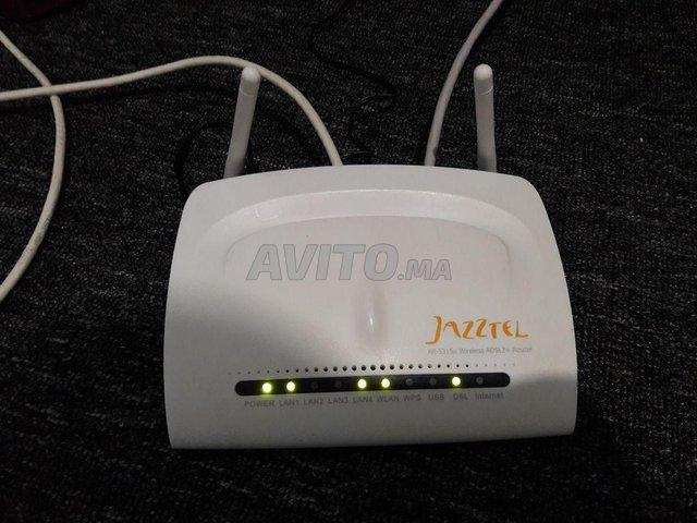 Routeur puissant -ADSL-Wifi JAZZTEL AR-5315 - 5