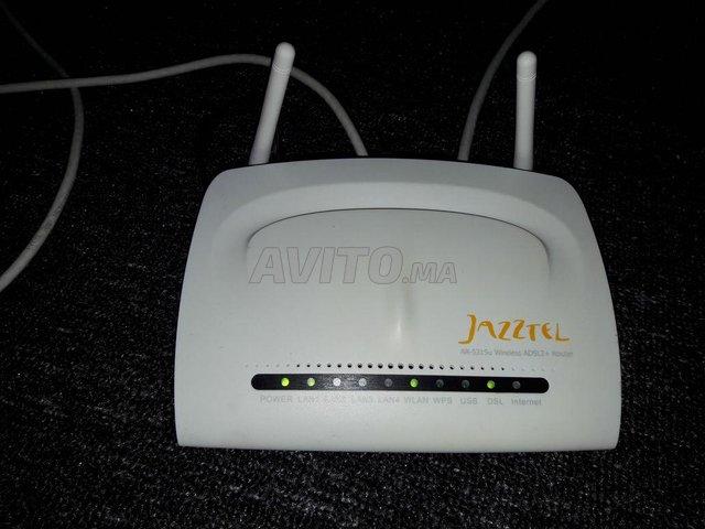 Routeur puissant -ADSL-Wifi JAZZTEL AR-5315 - 4