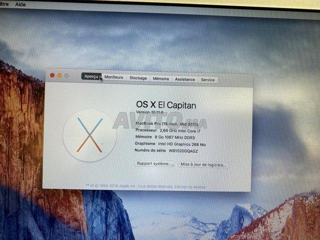 Ordinateur Mac  - 5
