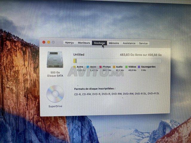 Ordinateur Mac  - 1