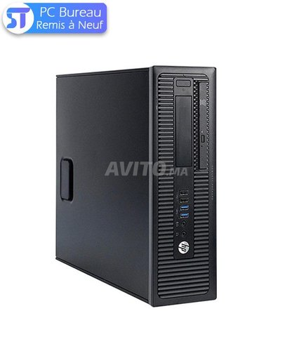 HP ProDesk 600 G2 SFF P-G4400 (Remis a Neuf) - 1