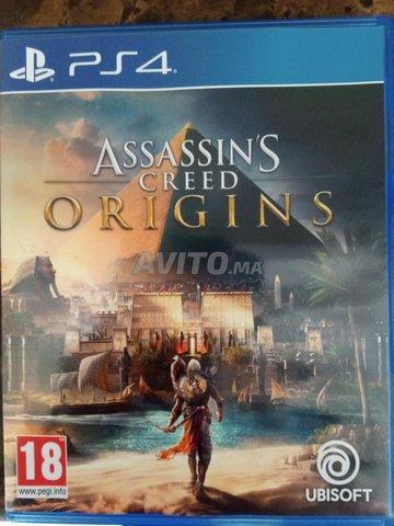 AC Origins PS4 - 1