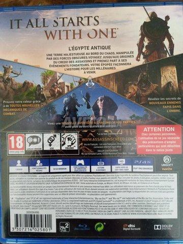 AC Origins PS4 - 2