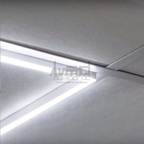 Cadre lumineux LED 60×60 48w Blanc froid à Agadir  - 1